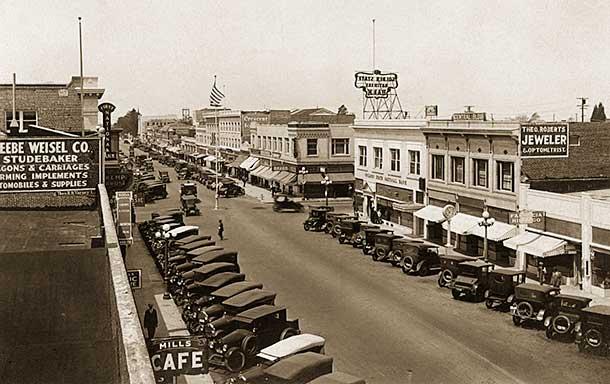 1923 Center Street in Anaheim